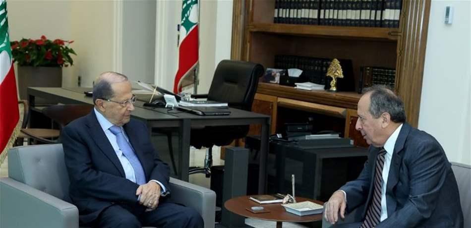 السيد التقى عون: للاسراع في تشكيل الحكومة وهذا ما وعده به الرئيس