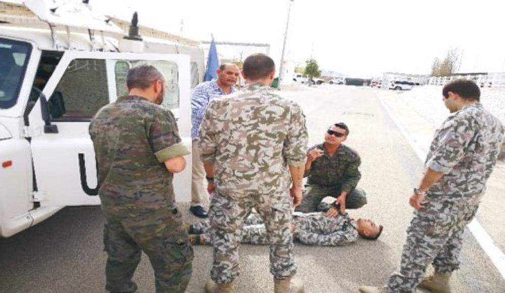 دورات تدريبية للكتيبة الإسبانية والأمن العام اللبناني