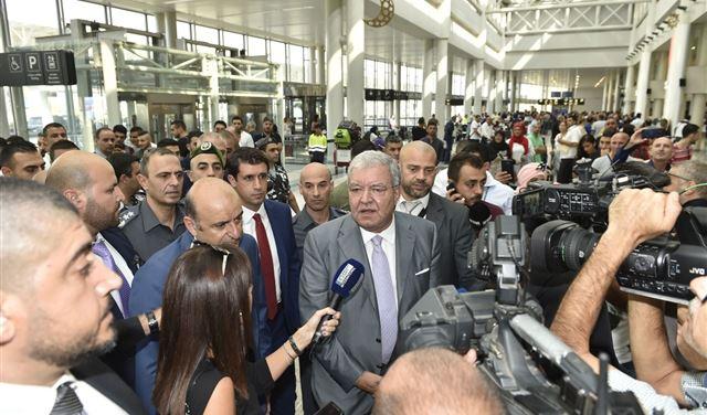 قرار بإستبدال قائد سرية الدرك في المطار