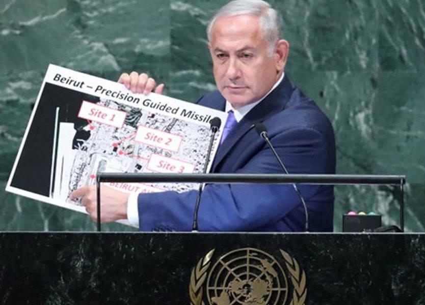 حملة تهويل.. ومعلومات اسرائيل
