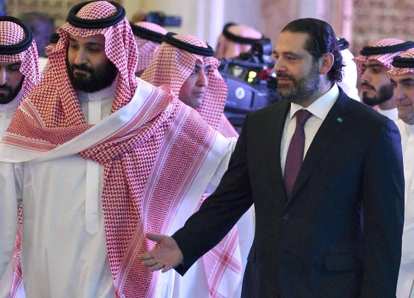 لقاءات متصلة بالوضع اللبناني في السعودية