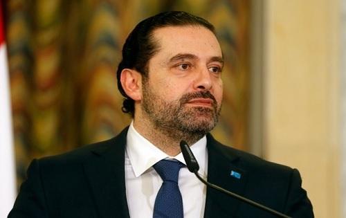تجنبا لمصافحة السفير السوري... الحريري ينسحب من تهاني عيد الإستقلال