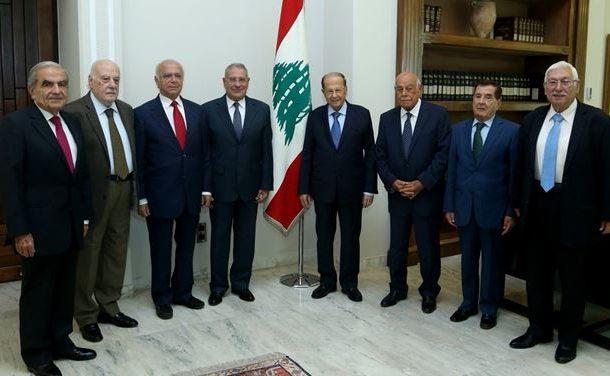 عون: لبنان استعاد استقلالية قراره ولم يعد بلداً تبعياً