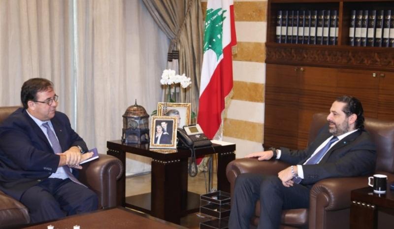 الغرب قلق من سقوط لبنان في