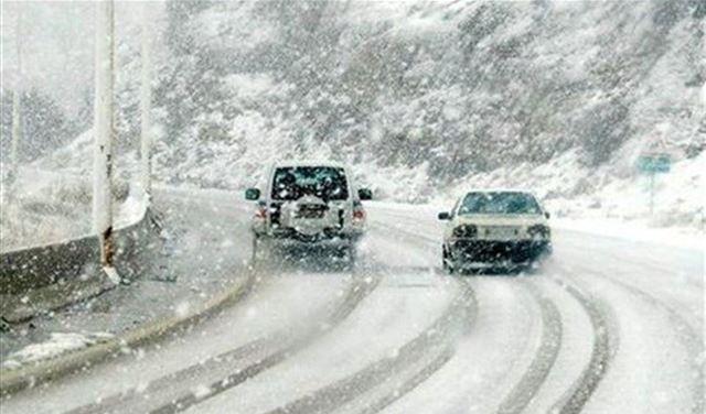 أمطار غزيرة وثلوج على الـ 1100 متر