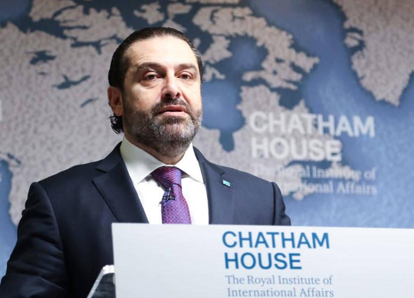 الحريري من لندن: ستشكل الحكومة قريباً