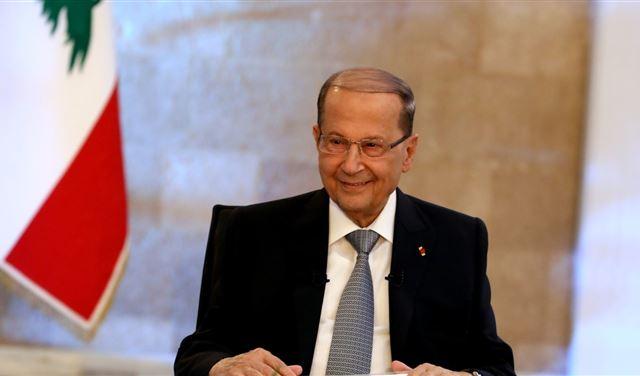 الرئيس عون يتحدّث عن مخطط لتهجير اللبنانيين