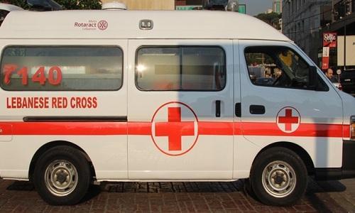 الصليب الاحمر: تلبية 581 مهمة اسعاف وإخلاء 703 أشخاص