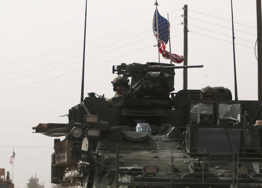 إعلان الخسائر الأميركية في العراق وسوريا
