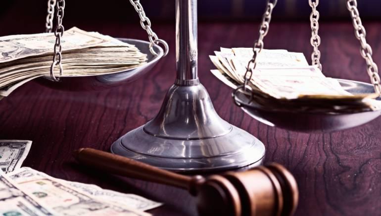 الفساد القضائي تابع و عقوبات تصل الى السجن