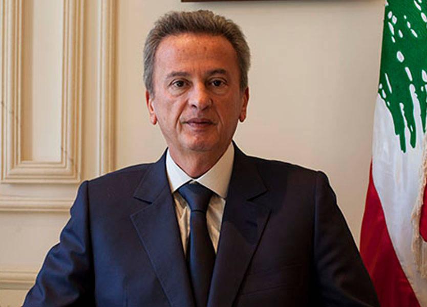 سلامة: ستشهد الاوضاع الاقتصادية في لبنان تحسنا في الاشهر المقبلة