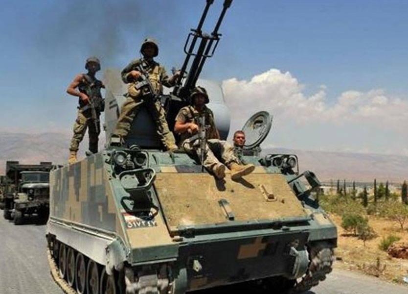 لبنان رفض هبة عسكرية