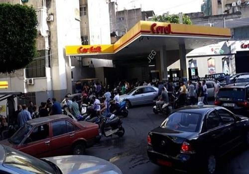 إضراب مفتوح لاصحاب محطات الينزين