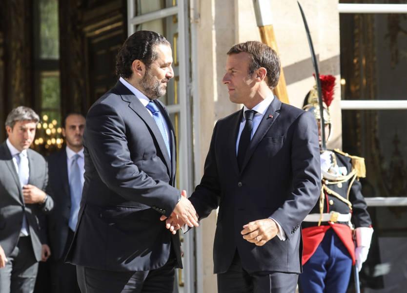 فرنسا تزوّد لبنان بمعدات عسكرية بحرية لحماية حقول النفط والغاز في المتوسط