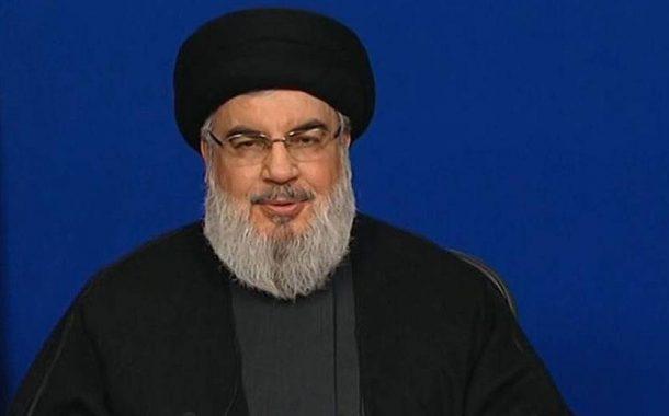 نصرالله: نطالب بحكومة سيادة حقيقية عنوانها استعادة الثقة