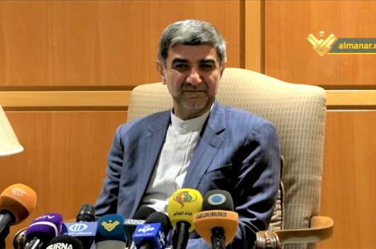 السفير الإيراني في لبنان: سيكون هناك ضربة قاسية بانتظار اسرائيل إذا...