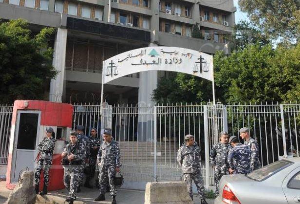 وزارة العدل أنهت مسح وتوثيق الأضرار التي لحقت بمبناها وملحقاته
