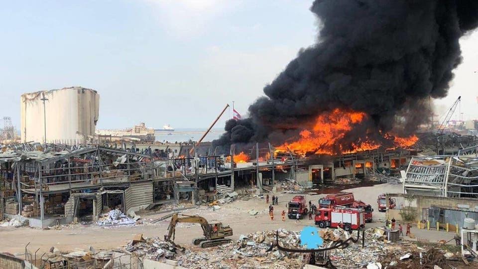 ملف انفجار المرفأ تابع... معطيات ادانة نظام الاسد في جريمة المرفأ تتكاثر