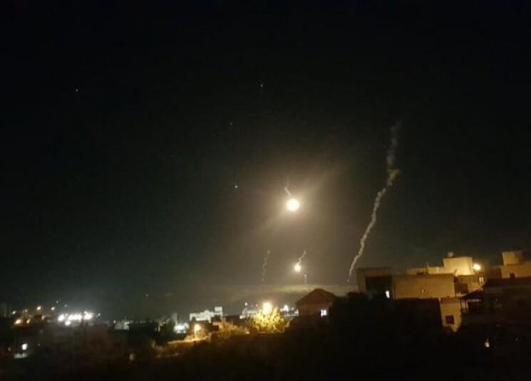 مسيّرة اسرائيلية اطلقت قنابل مضيئة في الجنوب